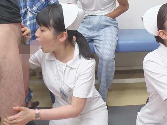 精液採取専門 爆吸引・丸呑み のどじゃくり病棟5
