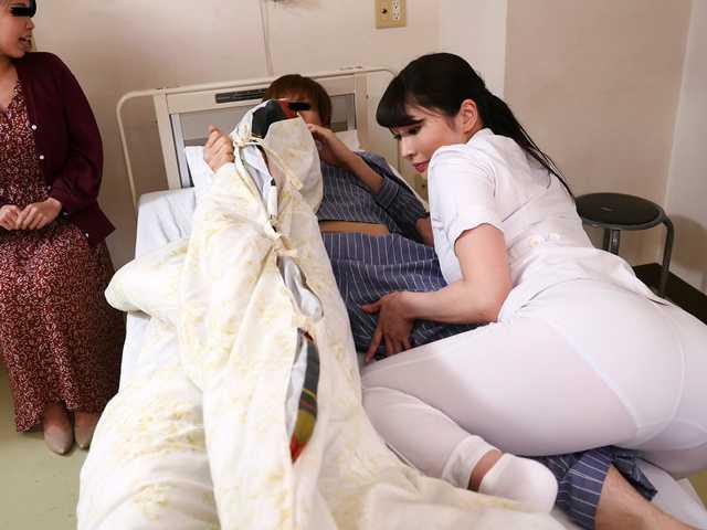 性欲モンスター看護師1